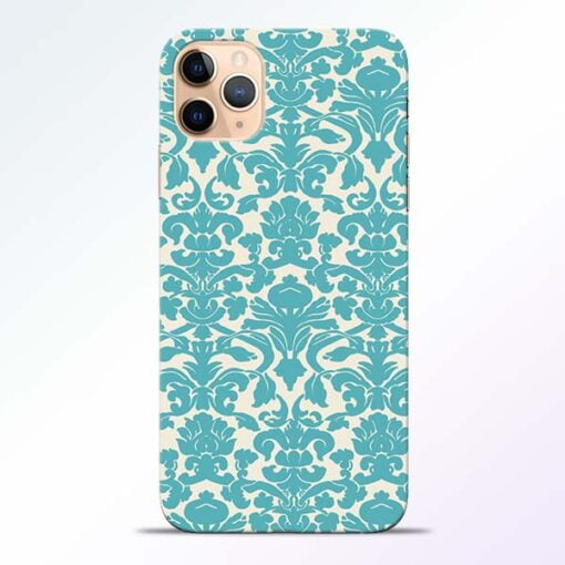 Floral Art iPhone 11 Pro Mobile Cover
