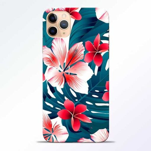 Flower iPhone 11 Pro Mobile Cover