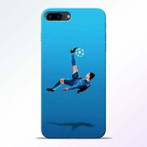 Buy Football Kick iPhone 7 Plus Mobile Cover at Best Price