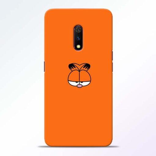 Garfield Cat Realme X Mobile Cover