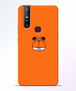 Garfield Cat Vivo V15 Mobile Cover