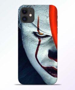Hacker Joker iPhone 11 Mobile Cover