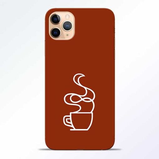 Hot Tea iPhone 11 Pro Mobile Cover