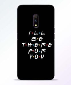 I Will Be There Realme X Mobile Cover