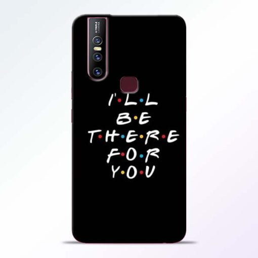 I Will Be There Vivo V15 Mobile Cover
