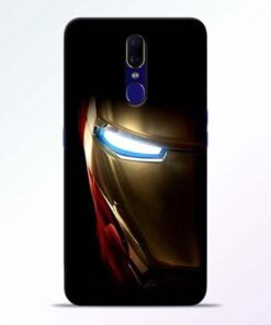 Iron Man Oppo F11 Mobile Cover