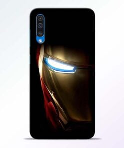 Iron Man Samsung A50 Mobile Cover - CoversGap