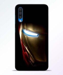 Iron Man Samsung A50 Mobile Cover - CoversGap