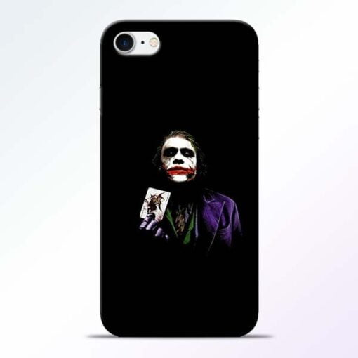 Buy Joker Card iPhone 7 Mobile Cover at Best Price