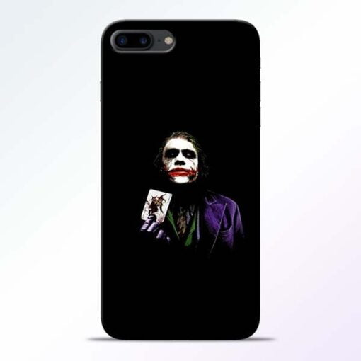 Buy Joker Card iPhone 8 Plus Mobile Cover at Best Price