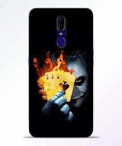 Joker Shows Oppo F11 Mobile Cover