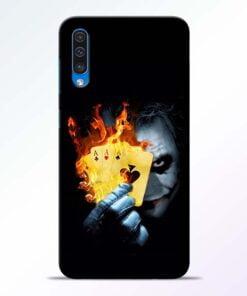 Joker Shows Samsung A50 Mobile Cover - CoversGap
