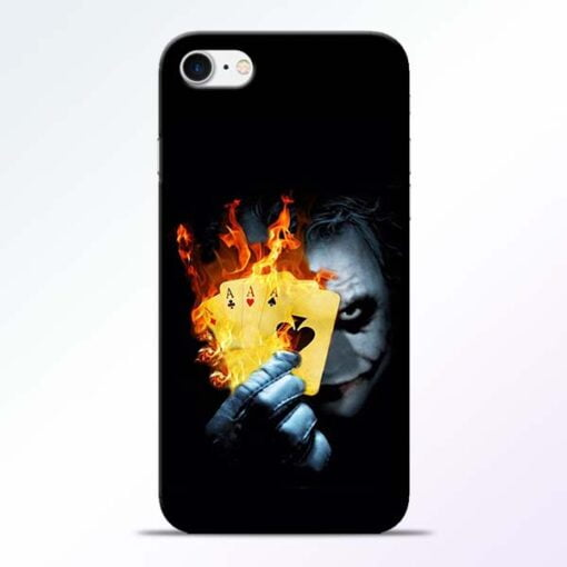 Buy Joker Shows iPhone 8 Mobile Cover at Best Price