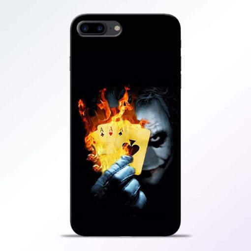 Buy Joker Shows iPhone 8 Plus Mobile Cover at Best Price