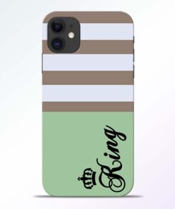 King iPhone 11 Mobile Cover