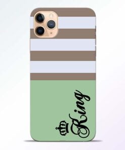 King iPhone 11 Pro Mobile Cover