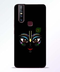 Krishna Design Vivo V15 Mobile Cover