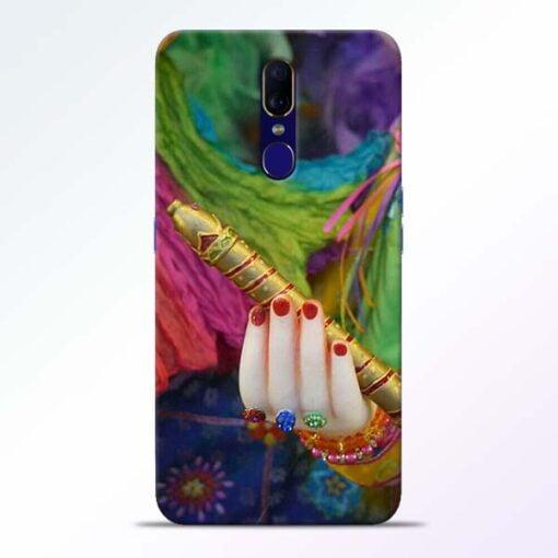 Krishna Hand Oppo F11 Mobile Cover