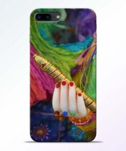 Buy Krishna Hand iPhone 7 Plus Mobile Cover at Best Price