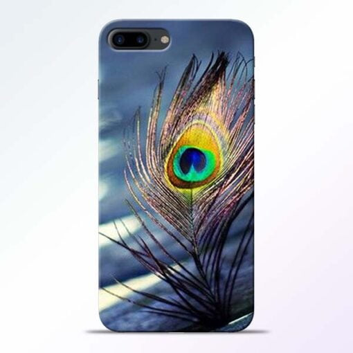 Buy Krishna More Pankh iPhone 7 Plus Mobile Cover at Best Price