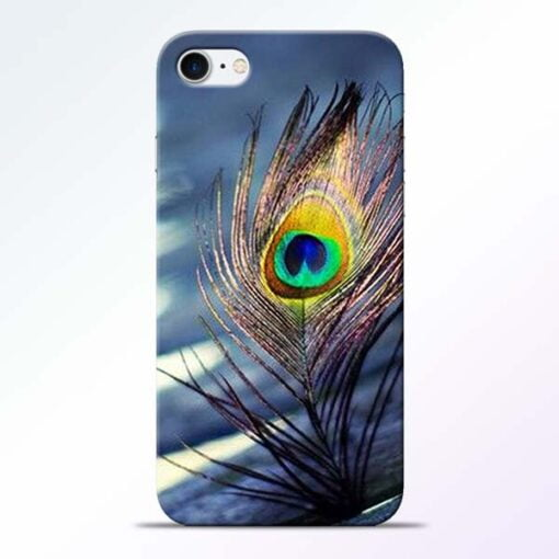 Buy Krishna More Pankh iPhone 8 Mobile Cover at Best Price