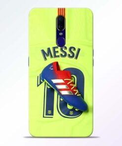 Leo Messi Oppo F11 Mobile Cover
