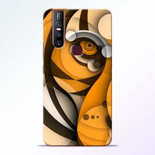 Lion Art Vivo V15 Mobile Cover