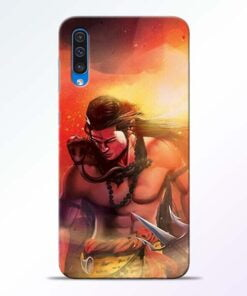 Lord Mahadev Samsung A50 Mobile Cover - CoversGap