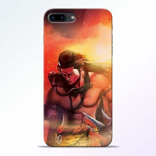 Buy Lord Shiva Mahadev iPhone 7 Plus Mobile Cover at Best Price