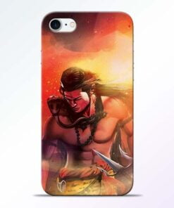 Buy Lord Shiva Mahadev iPhone 8 Mobile Cover at Best Price
