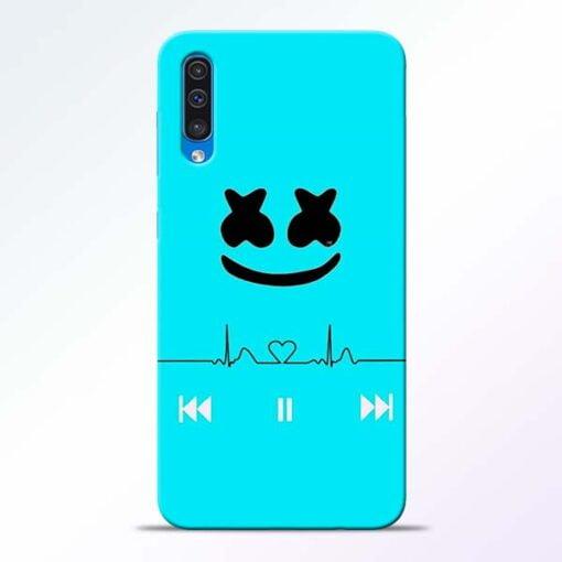 Marshmello Song Samsung A50 Mobile Cover - CoversGap