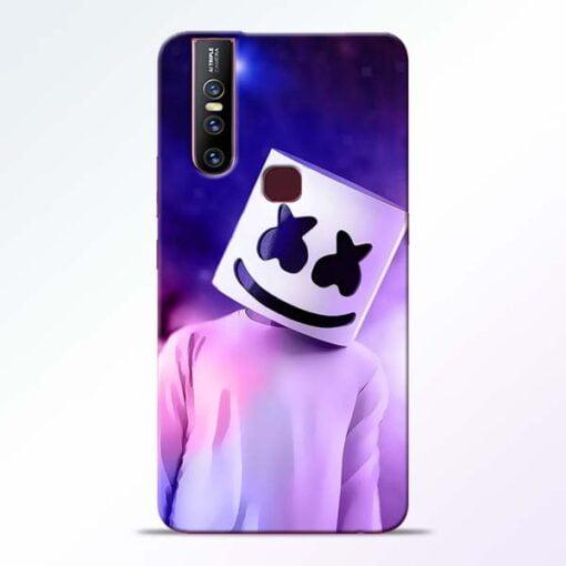 Marshmello Vivo V15 Mobile Cover
