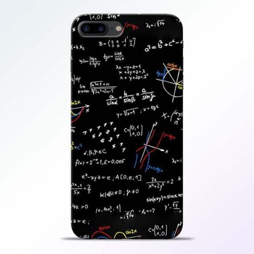 Buy Math Lover iPhone 7 Plus Mobile Cover at Best Price