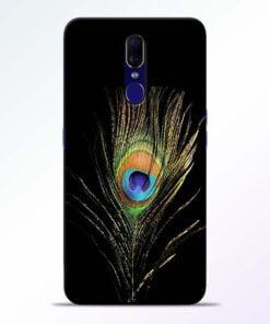 Mor Pankh Oppo F11 Mobile Cover