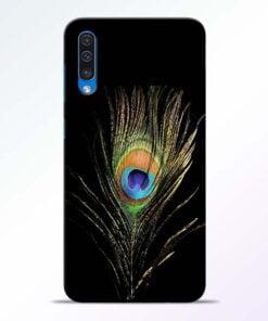 Mor Pankh Samsung A50 Mobile Cover - CoversGap