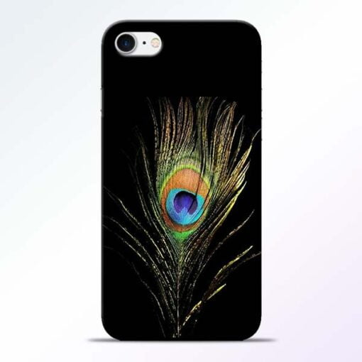 Buy Mor Pankh iPhone 8 Mobile Cover at Best Price