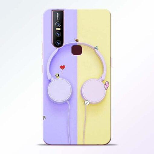 Music Lover Vivo V15 Mobile Cover