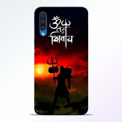 Om Mahadev Samsung A50 Mobile Cover - CoversGap