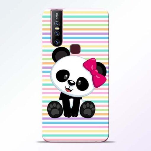 Panda Girl Vivo V15 Mobile Cover