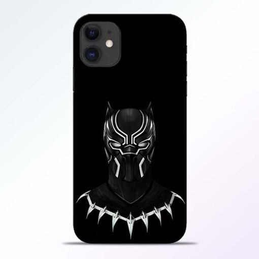 Panther iPhone 11 Mobile Cover