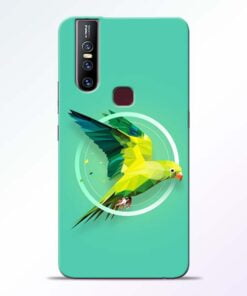 Parrot Art Vivo V15 Mobile Cover