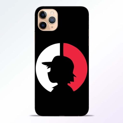 Pokeball Ash iPhone 11 Pro Mobile Cover