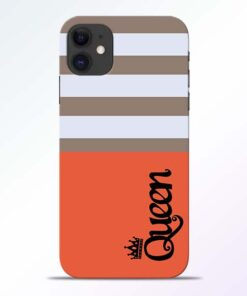 Queen iPhone 11 Mobile Cover
