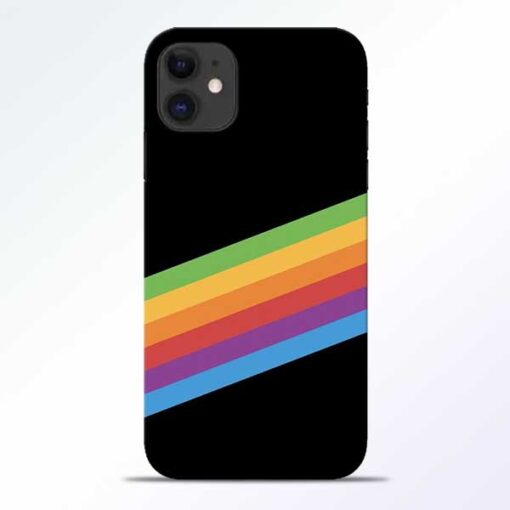 Rainbow iPhone 11 Mobile Cover