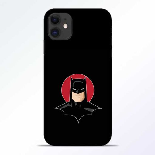 Red Man iPhone 11 Mobile Cover