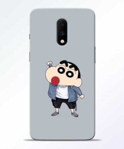Shin Chan OnePlus 7 Mobile Cover