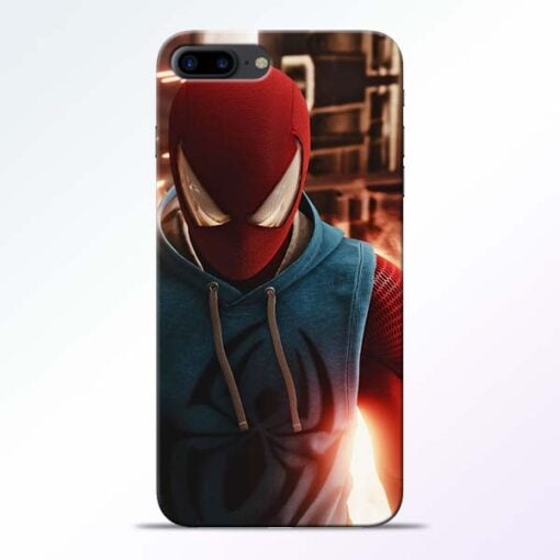 Buy SpiderMan Eye iPhone 7 Plus Mobile Cover at Best Price