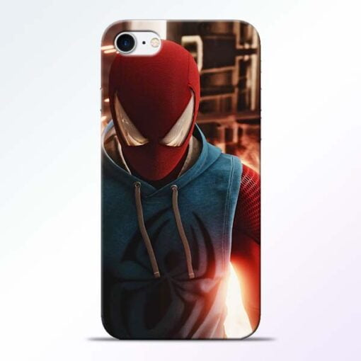 Buy SpiderMan Eye iPhone 8 Mobile Cover at Best Price