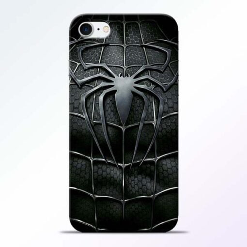 Buy Spiderman Web iPhone 8 Mobile Cover at Best Price