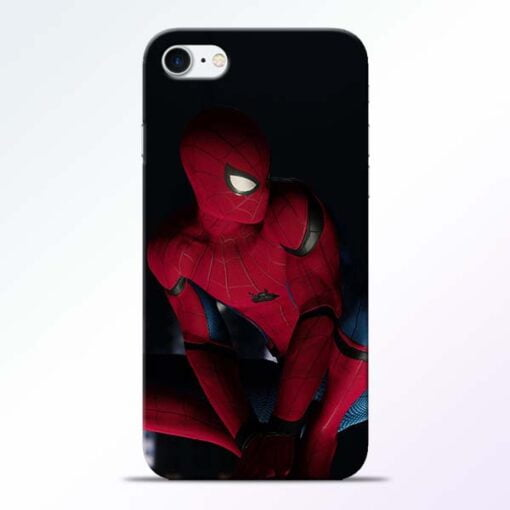 Buy Spiderman iPhone 8 Mobile Cover at Best Price